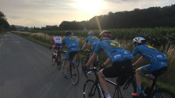 Hell(ern) on Wheels – Trainingsrunden nehmen wieder Fahrt auf